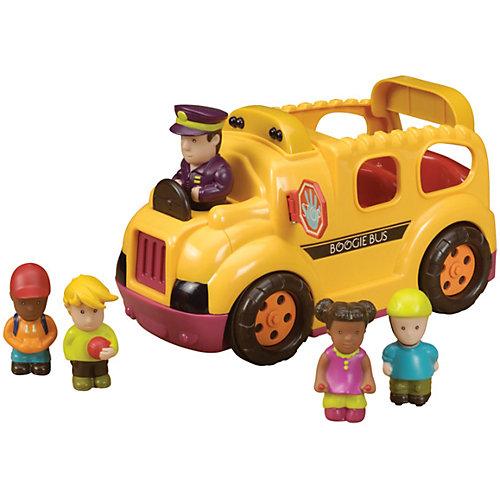 Школьный автобус с пассажирами B.Toys от B.Toys