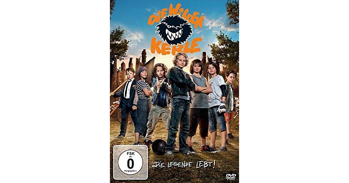 DVD Die wilden Kerle - Die Legende lebt