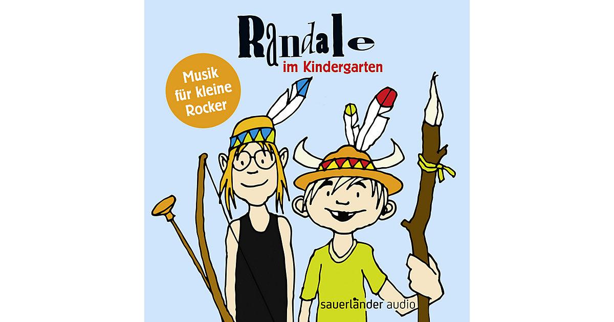 CD Randale Im Kindergarten - Musik kleine Rocke...