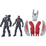 Набор из 2 фигурок Мстителей Falcon vs War Machine