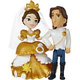 """Игровой набор с мини-куклой Disney Princess """"Маленькое королевство"""" Свадьба Рапунцель"""