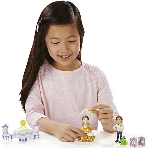 """Игровой набор с мини-куклой Disney Princess """"Маленькое королевство"""" Свадьба Рапунцель от Hasbro"""