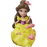 """Мини-кукла Disney Princess """"Маленькое королевство"""" Бель"""