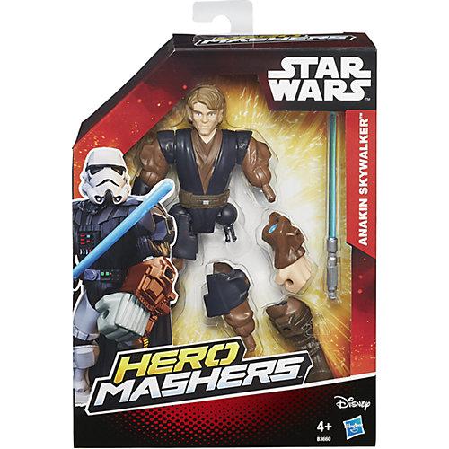 "Игровая фигурка Star Wars ""Hero Mashers"" Энакин Скайуокер от Hasbro"