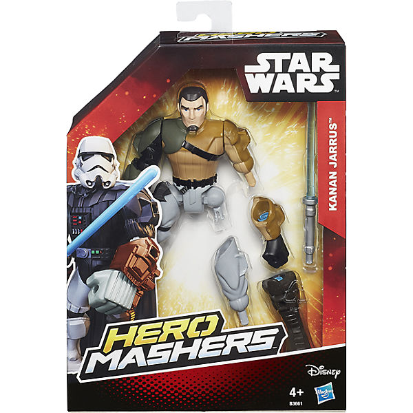 "Игровая фигурка Star Wars ""Hero Mashers"" Кэнан Джаррус"