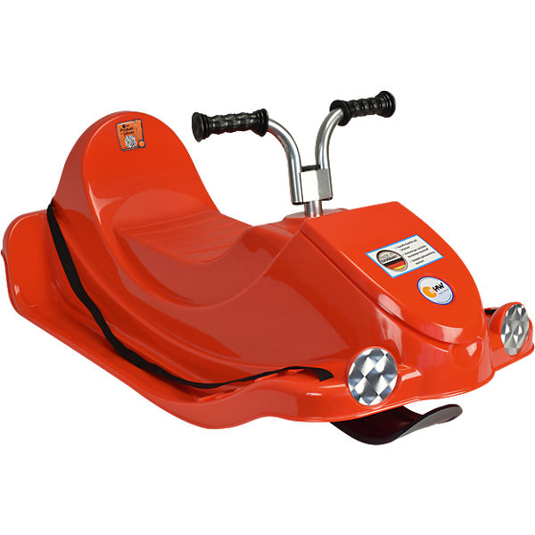 Schlitten Snow Quad orange