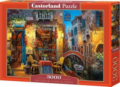 "Пазл ""Венеция"", 3000 деталей, Castorland"