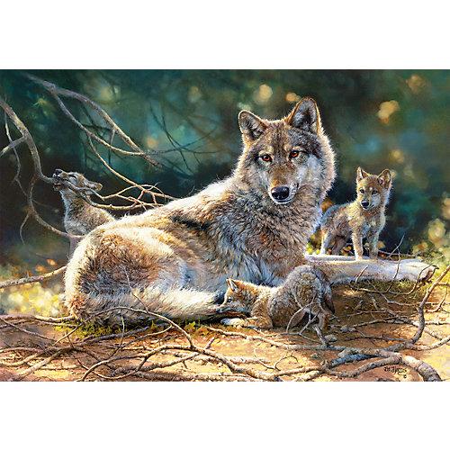 "Пазл ""Волки"", 1500 деталей, Castorland от Castorland"