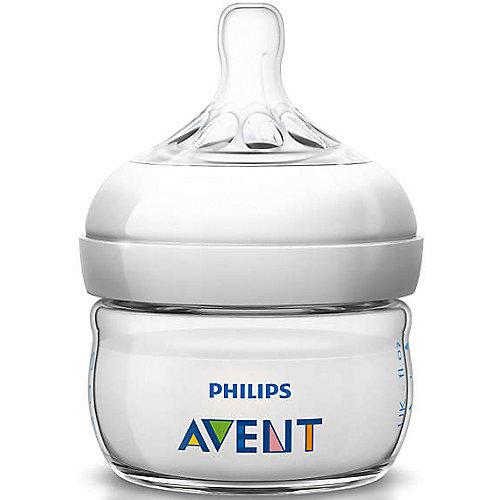 Бутылочка Naturаl 60 мл, 0-6 мес, Philips Avent от PHILIPS AVENT
