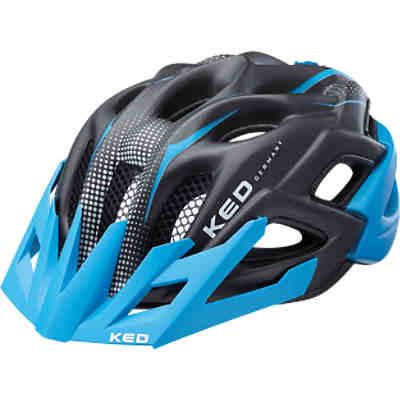 Fahrradhelm Status Jr. Blue Black Matt