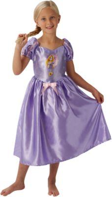Kostüm Rapunzel Gr. 122/128 Mädchen Kinder