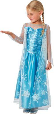 Kostum Fasching Disney Frozen Die Eiskonigin Elsa Musical Child M 5