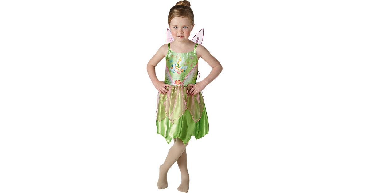 Kostüm Tinker Bell Classic, 2-tlg. hellgrün Gr. 104 Mädchen Kleinkinder