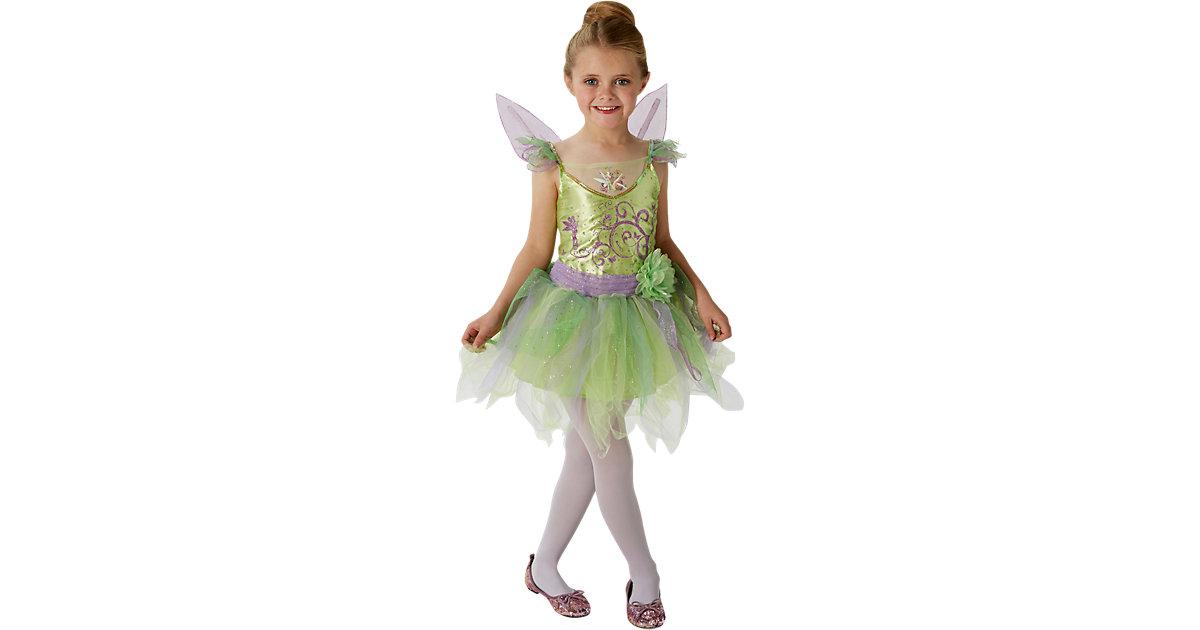 Kostüm Tinker Bell Deluxe Gr. 122/140 Mädchen Kinder