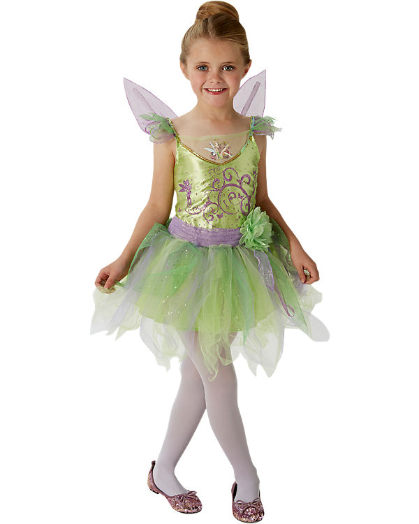 kost m tinker bell deluxe 2 tlg disney fairies mytoys. Black Bedroom Furniture Sets. Home Design Ideas