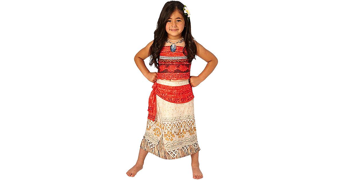 Kostüm Vaiana Deluxe, 2-tlg. Gr. 104 Mädchen Kleinkinder