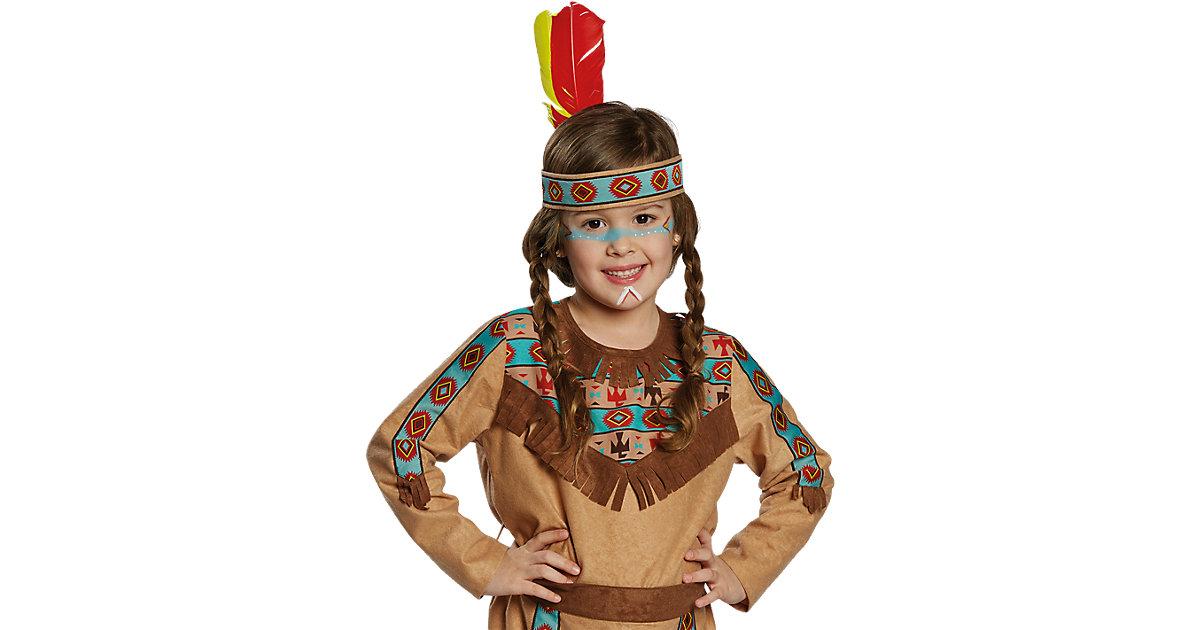 Stirnband Indianer Jungen Kinder