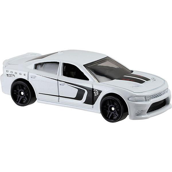 Базовая машинка Hot Wheels, 15 Dodge Charger SRT