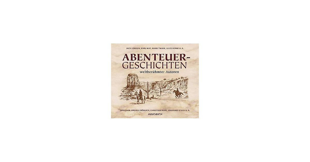 Abenteuergeschichten weltberühmter Autoren, 10 ...