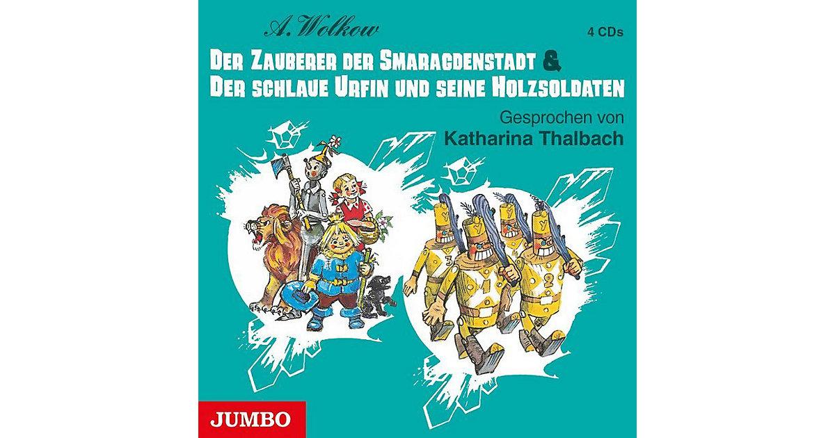 Der Zauberer der Smaragdenstadt & Der schlaue U...