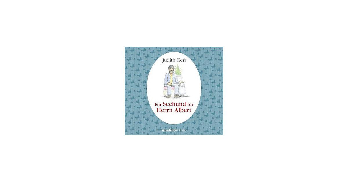Ein Seehund Herrn Albert, 1 Audio-CD Kinder