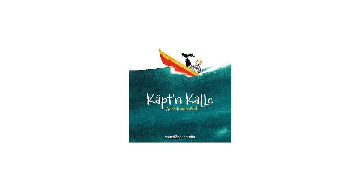 Käpt´n Kalle, 2 Audio-CDs