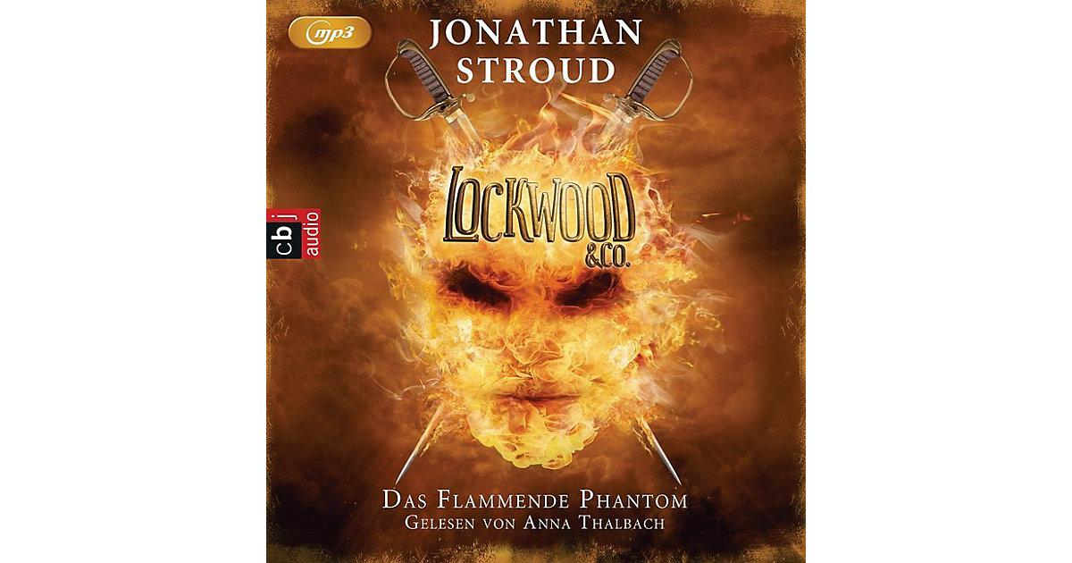 Lockwood & Co.: Das Flammende Phantom, 2 MP3-CDs
