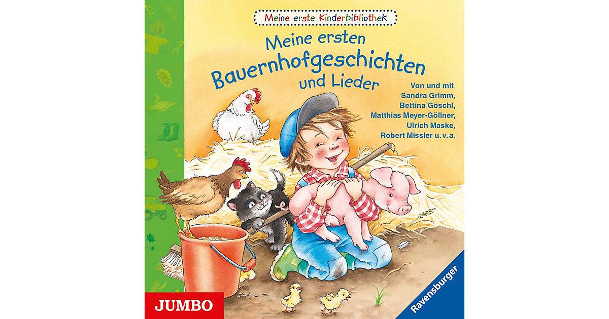 Meine ersten Bauernhofgeschichten und Lieder, 1...