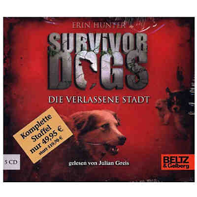 Survivor Dogs, 30 Audio-CDs