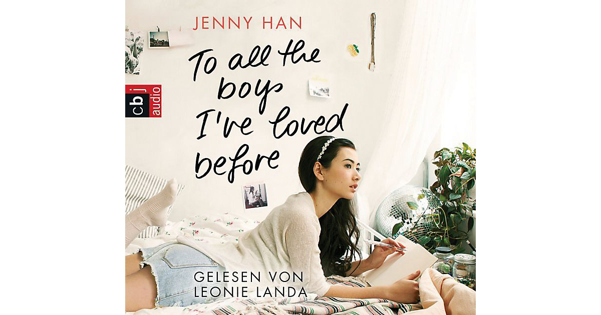 To all the boys I´ve loved before, 6 Audio-CDs