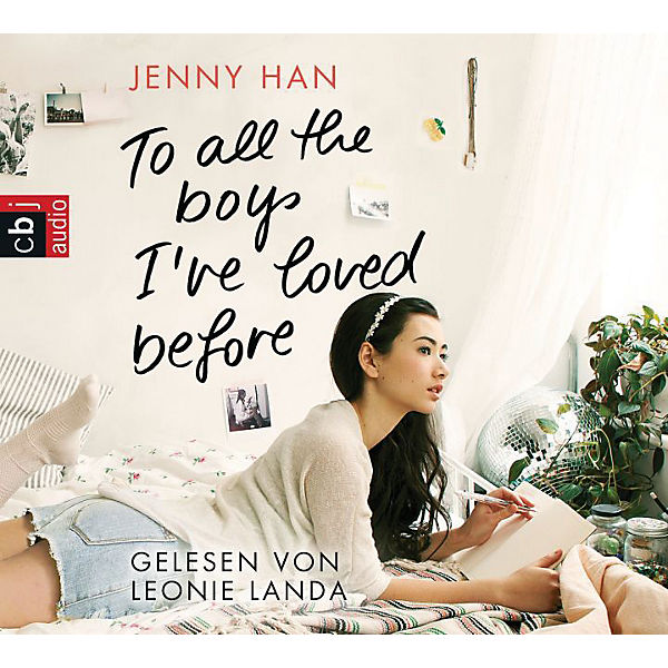 To all the boys I've loved before, 6 Audio-CDs