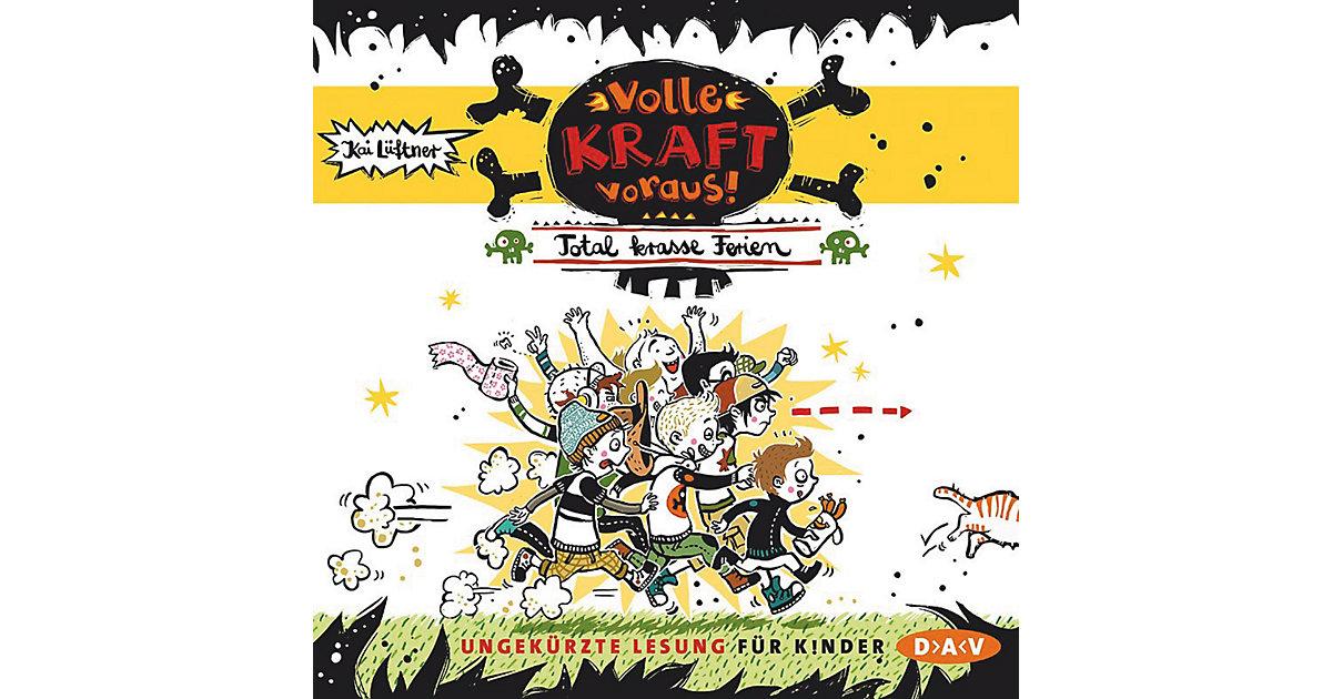 Volle Kraft voraus!: Total krasse Ferien, 1 Aud...