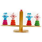 Весы Крош и Нюша, Мир деревянных игрушек