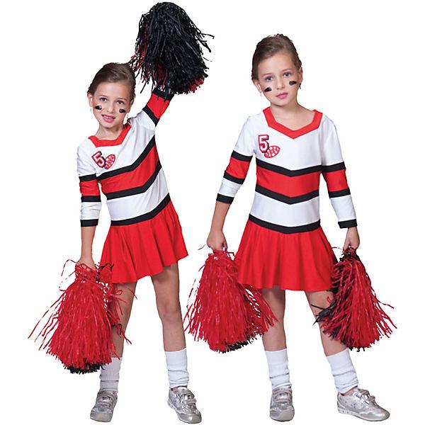 Kostum Cheerleader Funny Fashion Mytoys