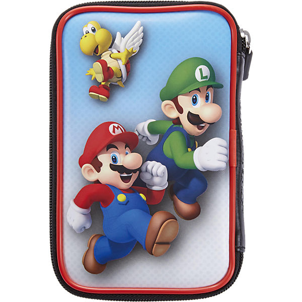 nintendo 3ds xl tasche mario luigi super mario mytoys. Black Bedroom Furniture Sets. Home Design Ideas