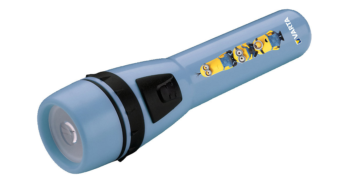 Minions Taschenlampe blau