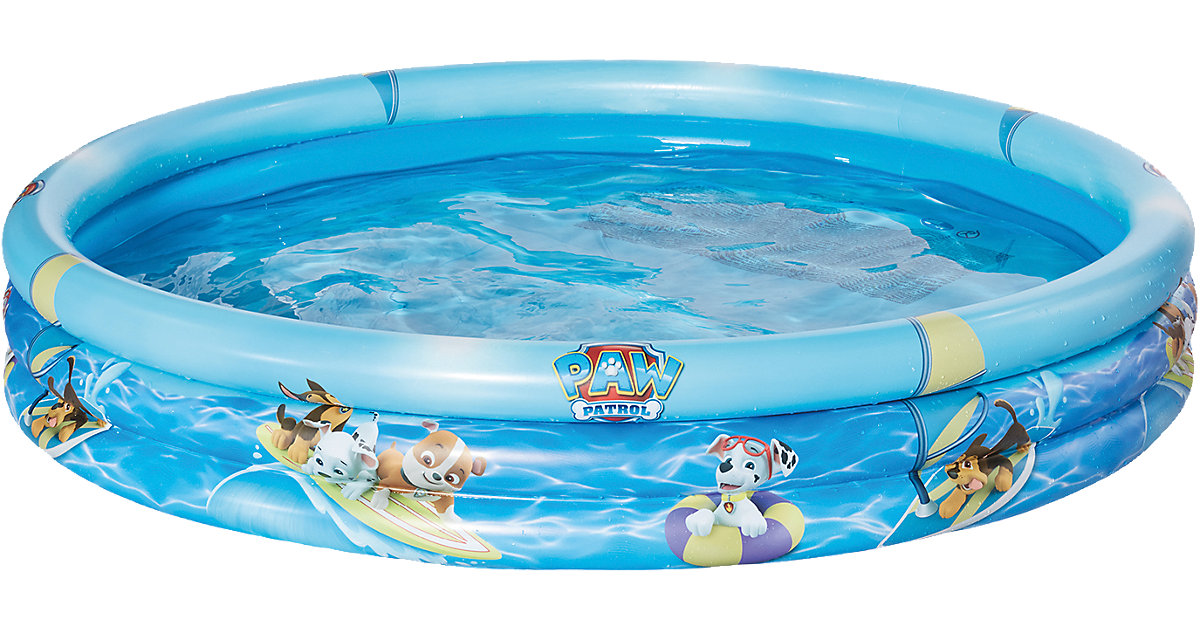 Paw Patrol 3-Ring-Pool, 122 x 23 cm
