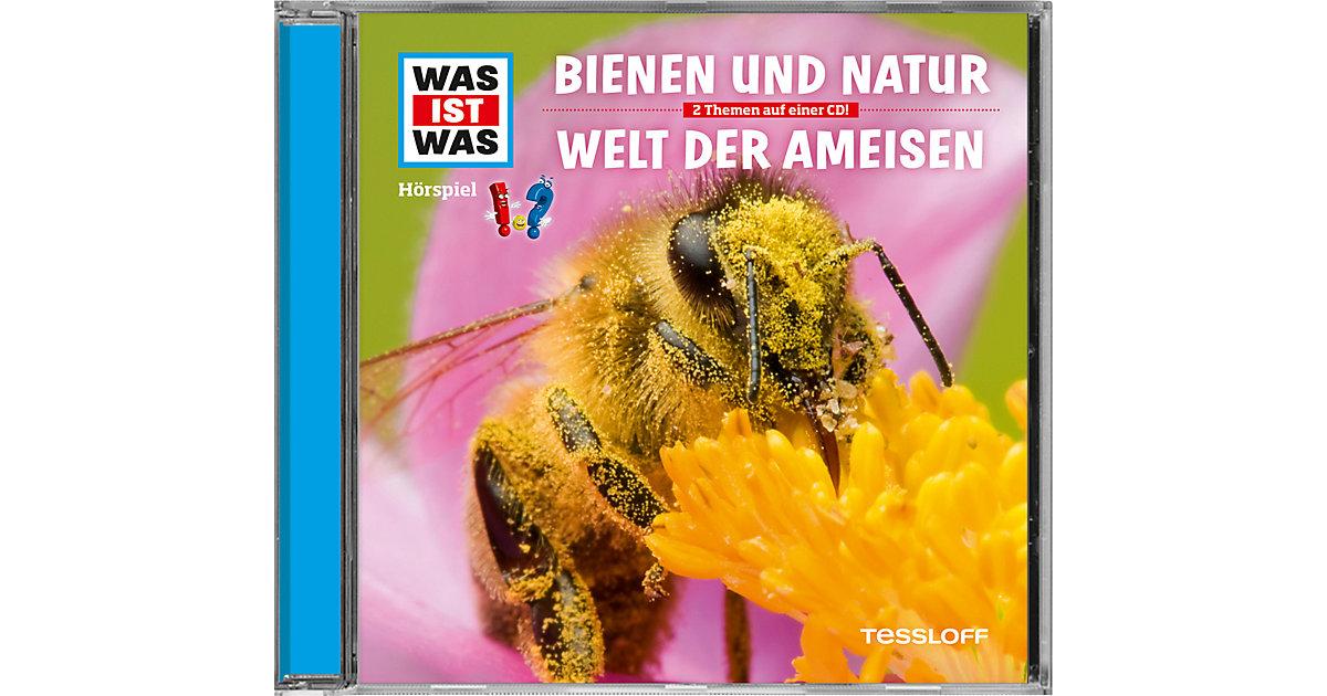 CD Was Ist Was-Folge 59: Bienen Und Natur/Welt ...