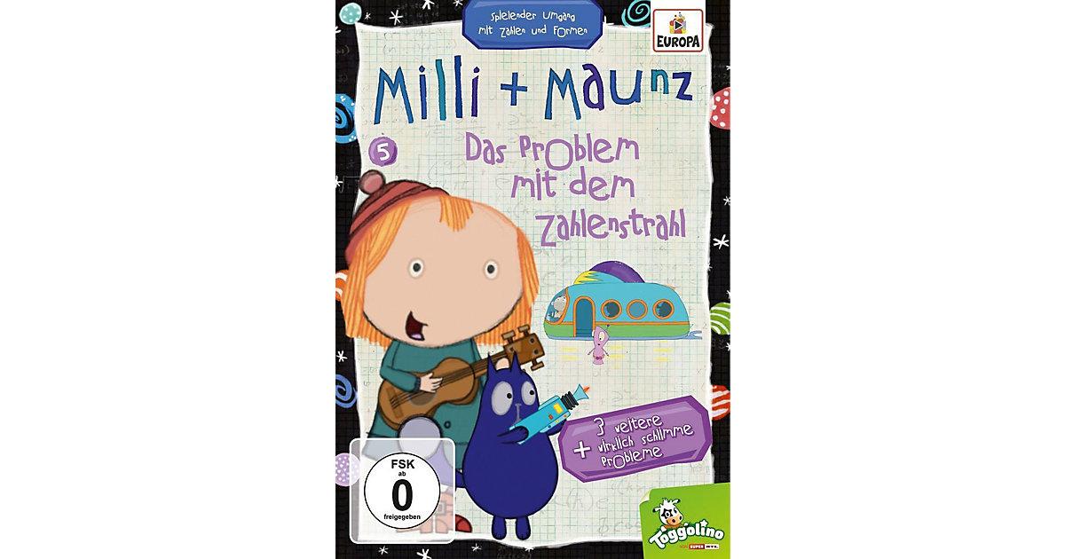 DVD Milli+Maunz-05/Das Problem mit dem Zahlenst...