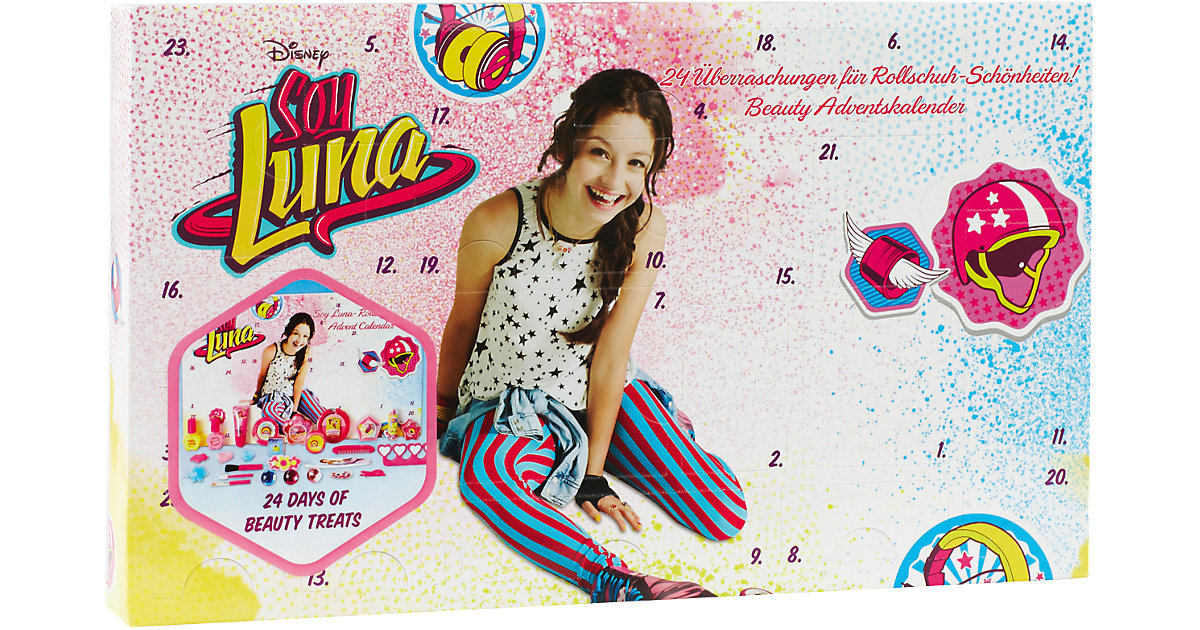 Disney Soy Luna Beauty Adventskalender 2016