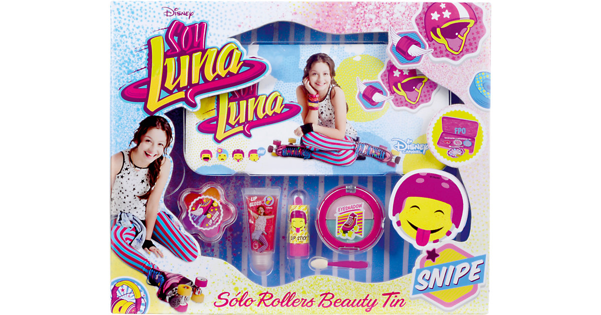 Soy Luna Make-Up Dose
