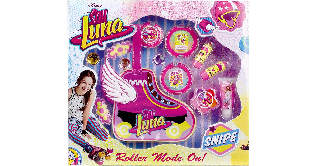 Soy Luna Make-up Täschchen in Rollschuhform