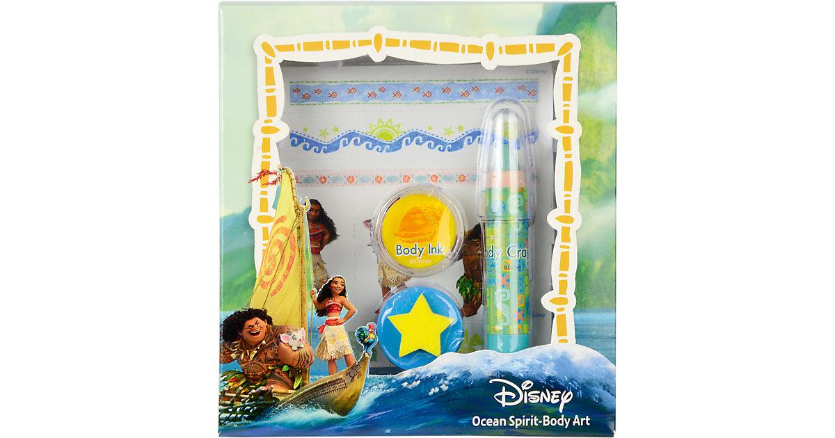 Disney Vaiana Ozean Körperkunst