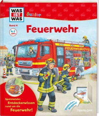 Buch - WAS IST WAS Junior: Feuerwehr