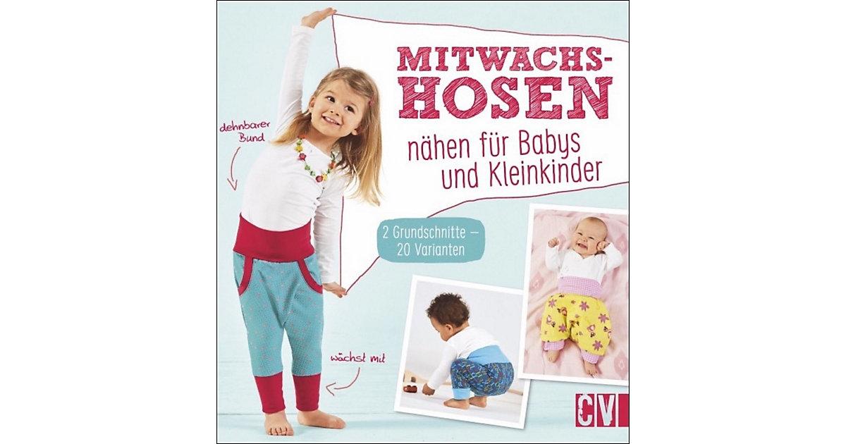 Mitwachshosen nähen Babys und Kleinkinder Kinder