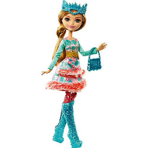 "Кукла Ever After High ""Заколдованная зима"" Эшлин Элла от Mattel"