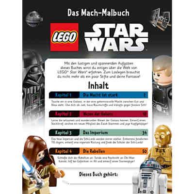 Star Wars - Das Erwachen der Macht: Mein starkes Malbuch, Star Wars ...