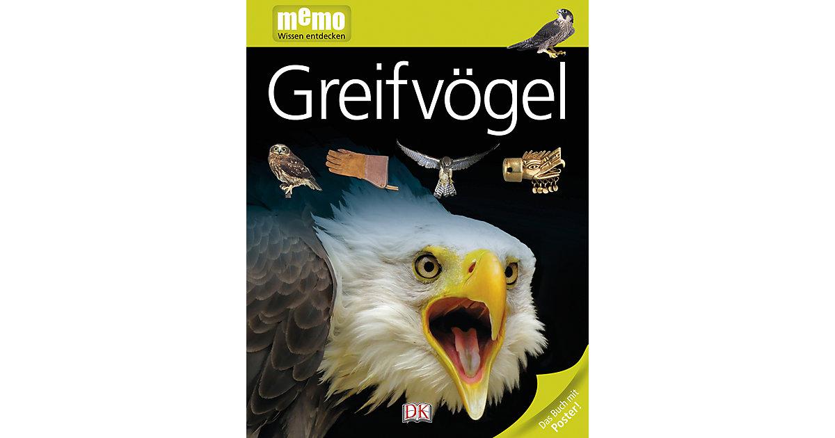 memo Wissen entdecken: Greifvögel