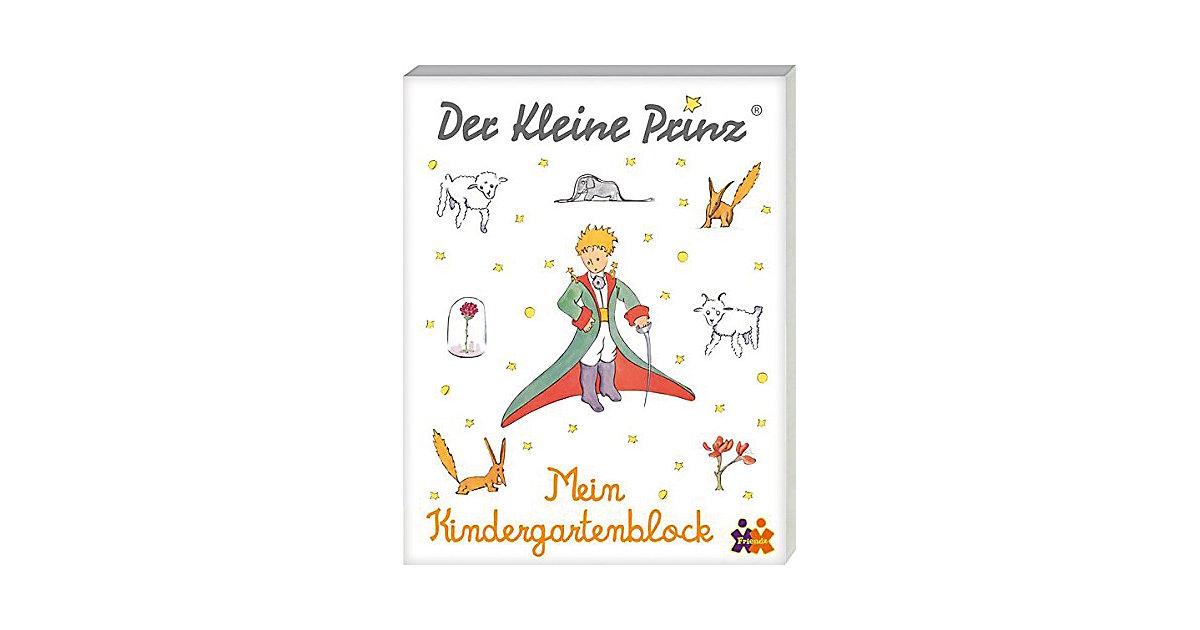 Der Kleine Prinz: Mein Kindergartenblock