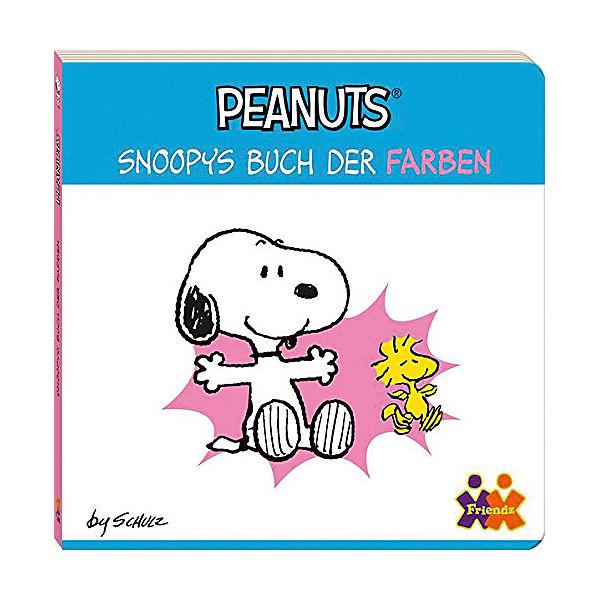 Die Peanuts: Snoopys Buch der Farben, Snoopy & Die Peanuts   myToys